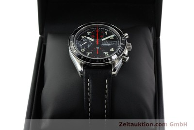 OMEGA SPEEDMASTER DATE CHRONOGRAPH RACING AUTOMATIK STAHL CAL 1152 VP: 3800,- Euro [141450]
