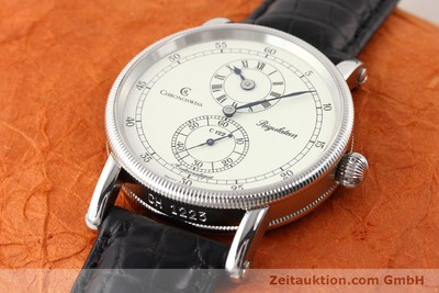 Chronoswiss Regulateur Stahl Automatik Kal. C.122 [141459]