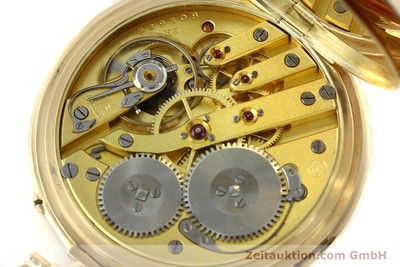 IWC TASCHENUHR 14 CT YELLOW GOLD MANUAL WINDING KAL. H5 [141470]