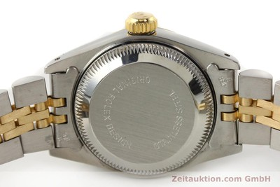 ROLEX LADY DATEJUST STEEL / GOLD AUTOMATIC KAL. 2135 [141474]