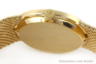 ROLEX CELLINI 18 CT GOLD MANUAL WINDING KAL. 1600 [141490]