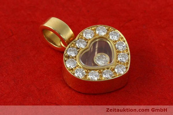 CHOPARD HAPPY DIAMONDS 18 CT GOLD [141492]