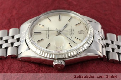 ROLEX DATEJUST STEEL / GOLD AUTOMATIC KAL. 1570 [141493]