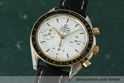 OMEGA SPEEDMASTER CHRONOGRAPHE ACIER / OR AUTOMATIQUE KAL. 1140 ETA 2890-2 [141495]