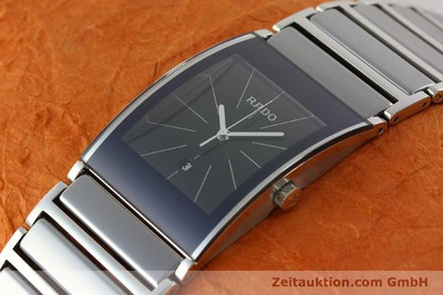 RADO INTEGRAL CERAMIC / STEEL QUARTZ KAL. ETA 256.111 LP: 1525EUR [141505]