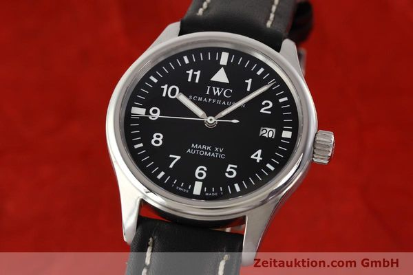 IWC MARK XV STEEL AUTOMATIC KAL. C.37524 [141509]