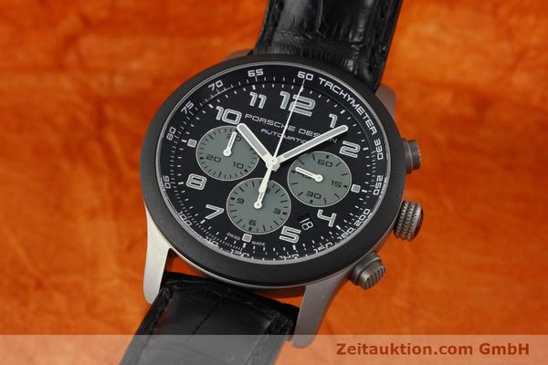 PORSCHE DESIGN DASHBORD CHRONOGRAPHE TITANE AUTOMATIQUE KAL. ETA 2894-2 [141518]