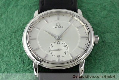 OMEGA DE VILLE STEEL MANUAL WINDING KAL. 651 LP: 2670EUR [141523]