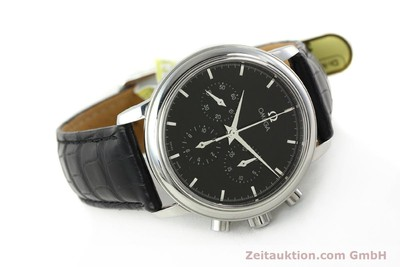 OMEGA DE VILLE CHRONOGRAPH STEEL MANUAL WINDING KAL. 861 [141524]