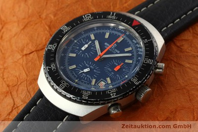 BREITLING CHRONOGRAPH STEEL MANUAL WINDING KAL. VAL 7740 [141525]