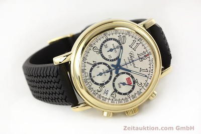 CHOPARD MILLE MIGLIA CHRONOGRAPHE OR 18 CT AUTOMATIQUE KAL. ETA 2824-2 [141527]