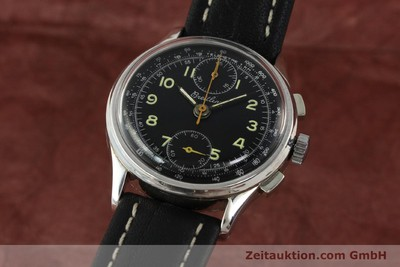 BREITLING CHRONOGRAPH STEEL MANUAL WINDING KAL. VENUS 170 [141530]