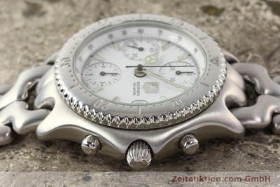 TAG HEUER LINK AUTOMATIK CHRONOGRAPH PROFESSIONAL CG2110-RO STAHL VP: 3500,- EUR [141532]