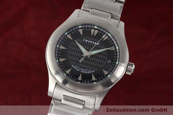 CHOPARD L.U.C. STEEL AUTOMATIC KAL. 4.96 [141538]