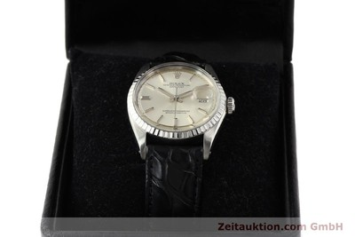 ROLEX DATEJUST STEEL AUTOMATIC KAL. 1570 [141541]