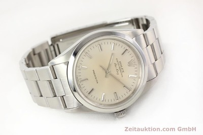 ROLEX AIR KING ACIER AUTOMATIQUE KAL. 3000 [141545]