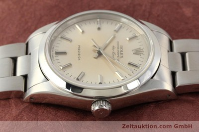 Rolex Air King Stahl Automatik Kal. 3000 [141545]