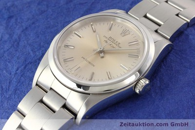 ROLEX AIR KING STAHL AUTOMATIK KAL.3000 [141546]
