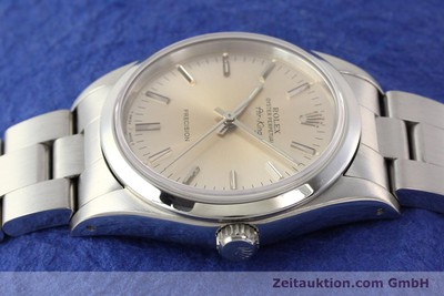 ROLEX AIR KING STEEL AUTOMATIC KAL. 3000 [141546]