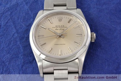 ROLEX AIR KING ACIER AUTOMATIQUE KAL. 3000 [141546]