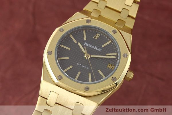 AUDEMARS PIGUET ROYAL OAK OR 18 CT AUTOMATIQUE KAL. 2123 [141551]