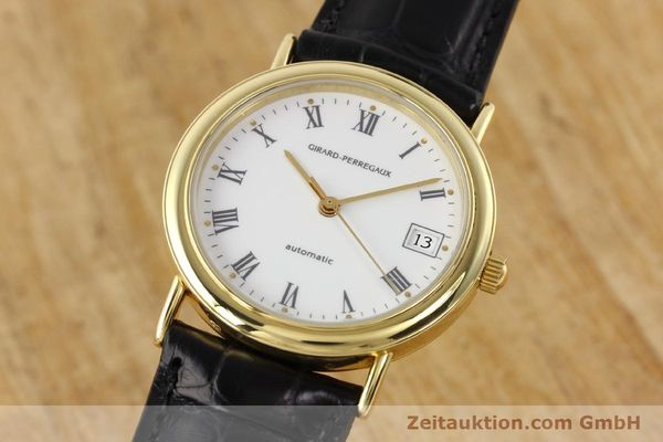 GIRARD PERREGAUX OR 18 CT AUTOMATIQUE KAL. ETA 2892-2 [141564]