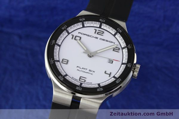 PORSCHE DESIGN FLAT SIX STEEL AUTOMATIC [141572]