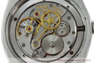 ROLEX PRECISION STEEL MANUAL WINDING KAL. 1225 [141591]