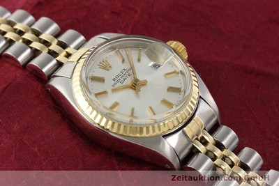 ROLEX LADY DATE STEEL / GOLD AUTOMATIC KAL. 2030 [141602]