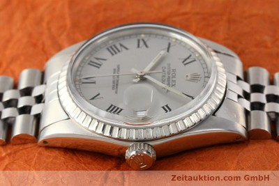 ROLEX DATEJUST STEEL AUTOMATIC KAL. 3035 [141606]