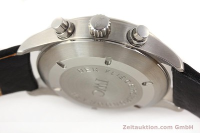 IWC FLIEGERCHRONOGRAPH CHRONOGRAPH STEEL AUTOMATIC KAL. C.7912 [141608]