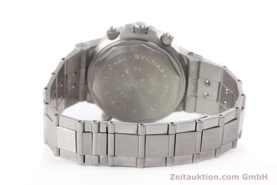 BULGARI SCUBA GMT 3 TIME ZONE CHRONOGRAPH AUTOMATIK STAHL SD38SGMT LP: 4500,- Euro [141609]