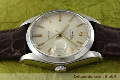 ROLEX PRECISION STEEL MANUAL WINDING KAL. 1225 [141611]