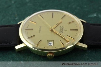 OMEGA 14 CT YELLOW GOLD AUTOMATIC KAL. 1012 [141620]