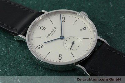 NOMOS TANGENTE STEEL MANUAL WINDING KAL. ETA 7001 [141627]