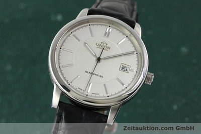 UNION GLASHÜTTE KLASSIK STEEL AUTOMATIC KAL. 26 [141628]