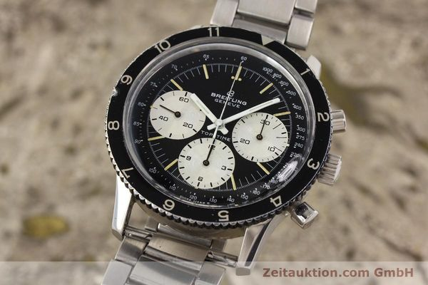BREITLING TOP TIME CHRONOGRAPH STEEL MANUAL WINDING KAL. VALJ. 7736 [141643]