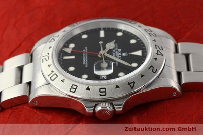ROLEX EXPLORER STEEL AUTOMATIC KAL. 3185 [141646]