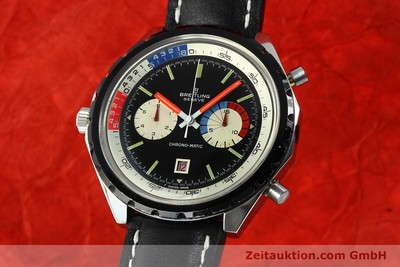 BREITLING CHRONOMAT(IC) CHRONOGRAPH STEEL AUTOMATIC KAL. 11 [141655]