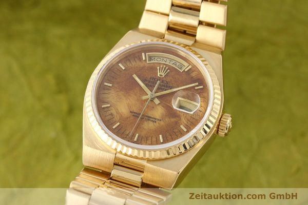 ROLEX DAY-DATE 18 CT GOLD QUARTZ KAL. 5055 [141657]