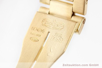 Rolex Day-Date 18k Gold Quarz Kal. 5055 [141657]