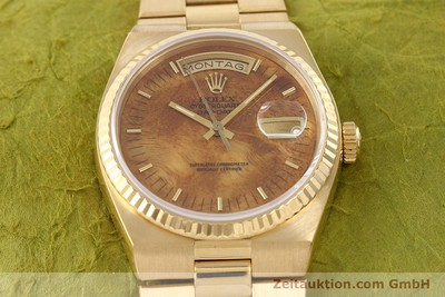 ROLEX DAY-DATE OR 18 CT QUARTZ KAL. 5055 [141657]