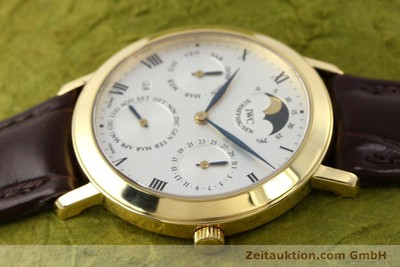 IWC EWIGER KALENDER 18 CT GOLD MANUAL WINDING KAL. C.18561 [141659]