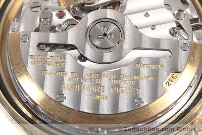 AUDEMARS PIGUET 18 CT GOLD AUTOMATIC KAL. 2124 [141666]