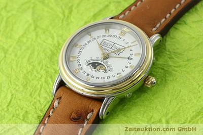 BLANCPAIN VILLERET STEEL / GOLD AUTOMATIC KAL. 95 [141671]