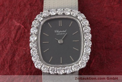CHOPARD 18 CT WHITE GOLD MANUAL WINDING [141672]