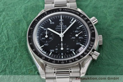 OMEGA SPEEDMASTER CHRONOGRAPH STEEL AUTOMATIC KAL. 3220A [141675]