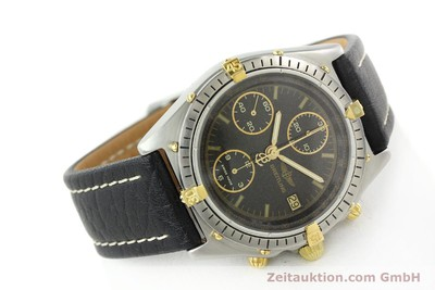 BREITLING CHRONOMAT CHRONOGRAPH STEEL / GOLD AUTOMATIC KAL. VAL 7750 [141684]