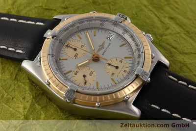 BREITLING CHRONOMAT CHRONOGRAPH STEEL / GOLD AUTOMATIC KAL. VAL 7750 [141690]