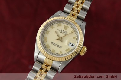 ROLEX LADY DATEJUST STEEL / GOLD AUTOMATIC KAL. 2135 [141695]